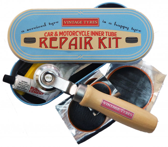 vintage tyres motorcycle puncture repair kit kit anti crevaison accessories. Black Bedroom Furniture Sets. Home Design Ideas
