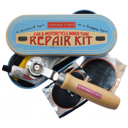 Vintage Tyres Motorcycle Puncture Repair Kit